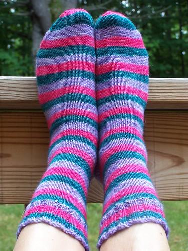 Vesper Socks 1