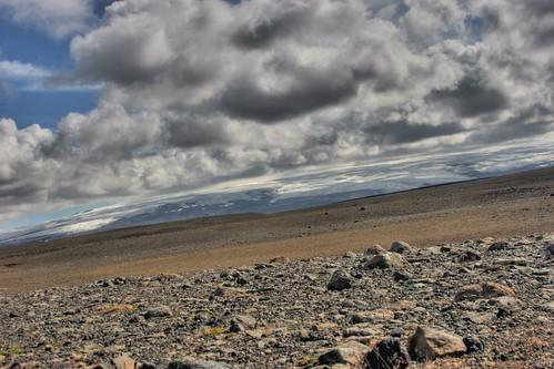 Zwischen Langjökull und Hofsjökull