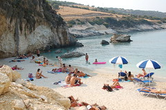 Xigia Caves Beach