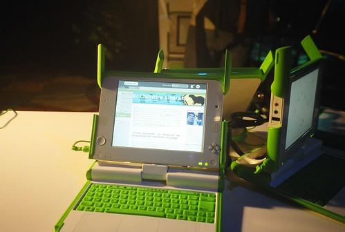 El Chigüire Literario en la Laptop de 100$ (OLPC)