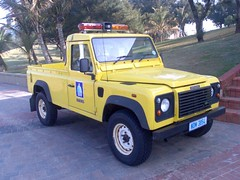 Land Rover pickup (Hannes.v.R) Tags: 4x4 110 4wd landrover defender pichuo