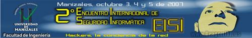 Segundo Encuentro Internacional de Seguridad Informática