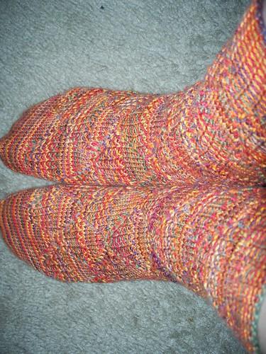 Pheasant Run Socks