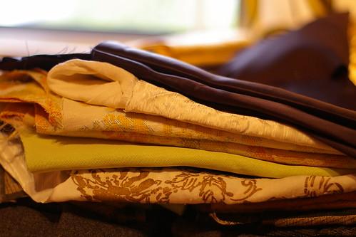 Handbag fabric