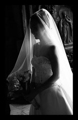 Yes (It's Stefan) Tags: wedding light shadow bw woman white cute church girl beautiful bride asia yes si philippines religion  boda marriage da manila romantic asie ja nuptials hochzeit marry amore matrimonio lamour oui novia noce nozze noces casar heiraten braut   guayaba marie   fidanzata marier imene  sposarsi luzn pouser ammogliarsi stefanhoechst stefanhchst