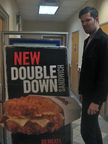 brah blog: double down