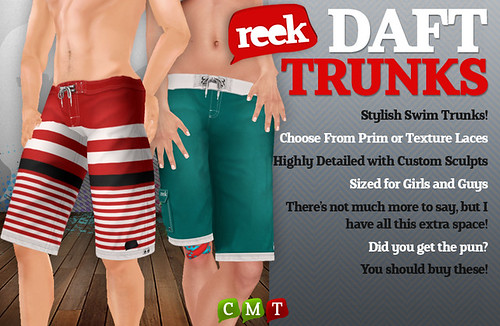 Reek - Daft Trunks