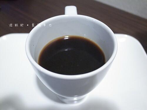 伊萊克斯摩卡壺煮後咖啡