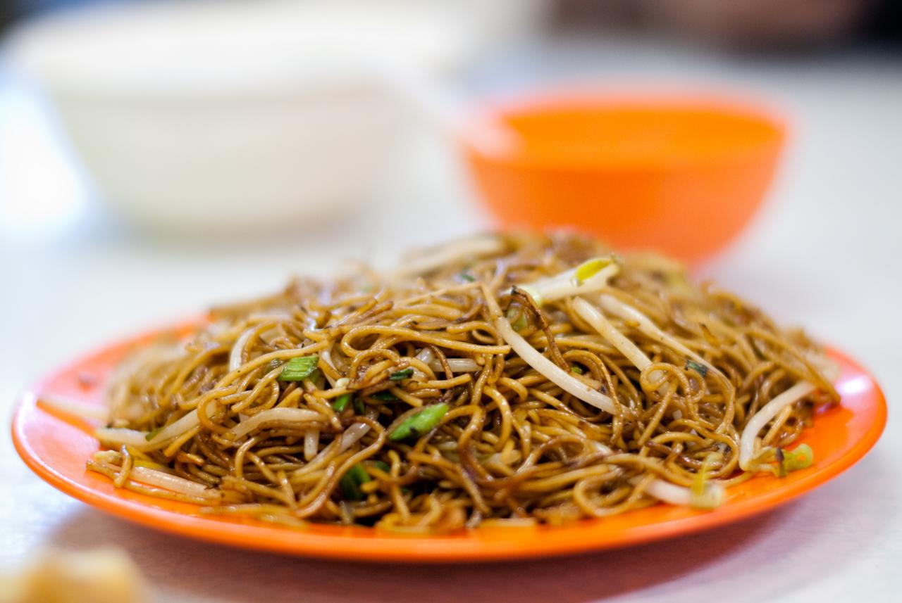 新合記 北角 Bean Sprout Chow Mein