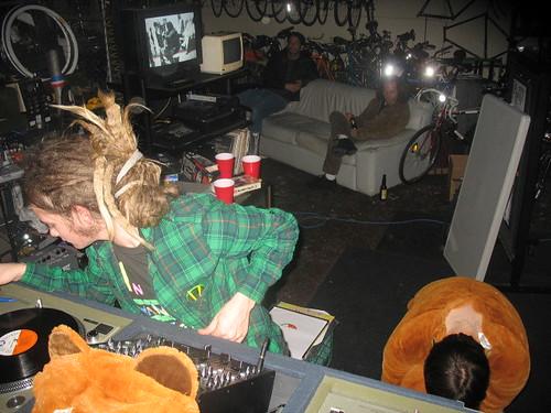 lil ghost dub soundsystem