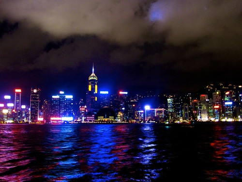 The Hong Kong nightshow