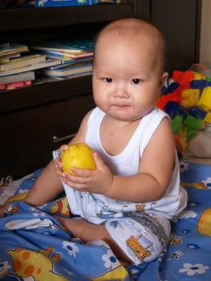 Justin and lemon