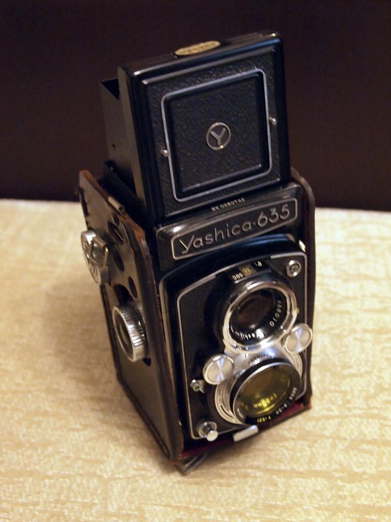 古董相機 antique camera yashica