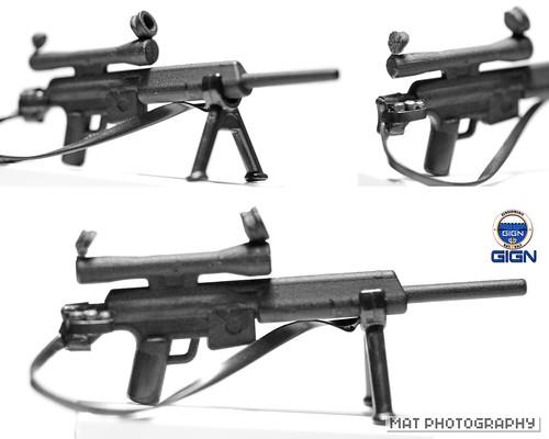 GIGN PSR sniper rifle