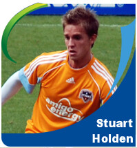 Pictures of Stuart Holden!