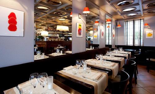 La Table Des Oliviers Restaurant 4 Rue De L Eglise A Neuilly