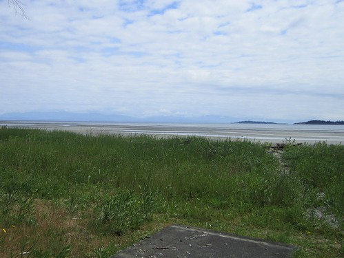 Rathtrevor Beach seen from the Provincia by AmberStrocel, on Flickr