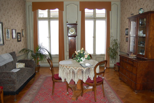 Einstein's apartment, Bern, Switzerland