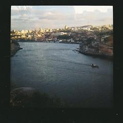 Rio Douro (Uka wonderland) Tags: river porto portugallomolomografialomography