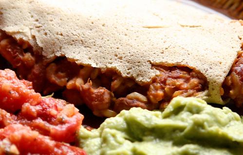 Amy's GF DF Burrito