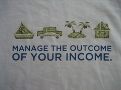 Personal Finance Front Detail