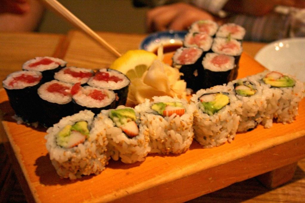 Maki Roll Set