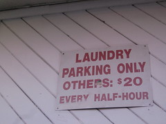 Launderers Only