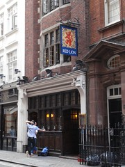 Picture of Red Lion, W1B 5PP