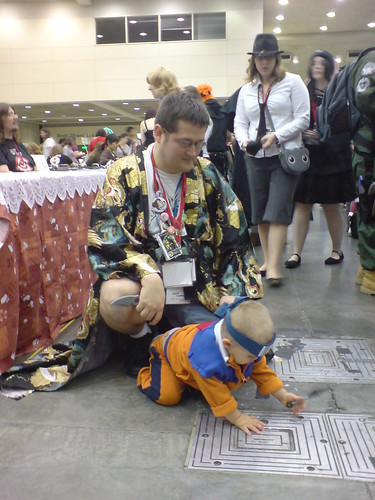 The Babies of Otakon 2007 - The Littlest Naruto