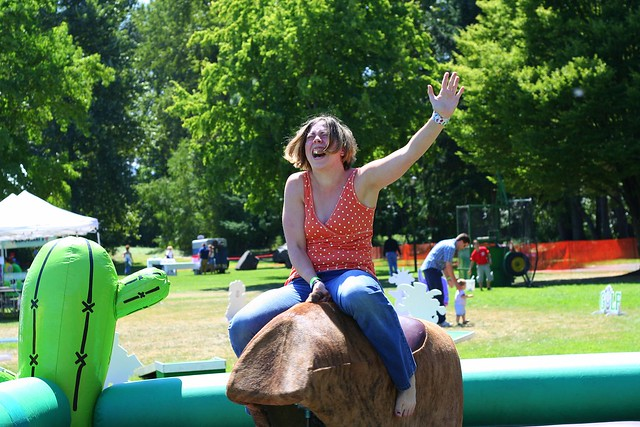 Lady Rides the Bull 2