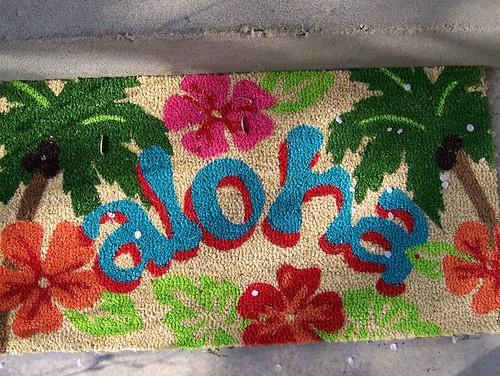 Aloha is right