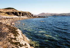 Loch Slapin near Dun Ringill