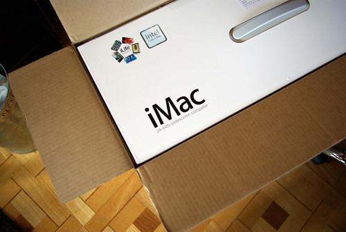 New iMac 24inch