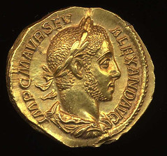 Severus Alexander (portableantiquities) Tags: romanempire romancoins nomisma:authority=severusalexander