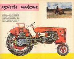 tracteur b