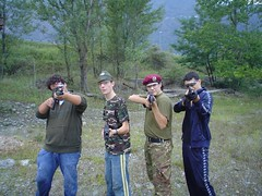 Gruppo (Foxhound Team) Tags: ferro mucci toce spas12 g3a3 pabbo richskiz ak47tactical
