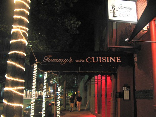 Tommy S Restaurant New Orleans