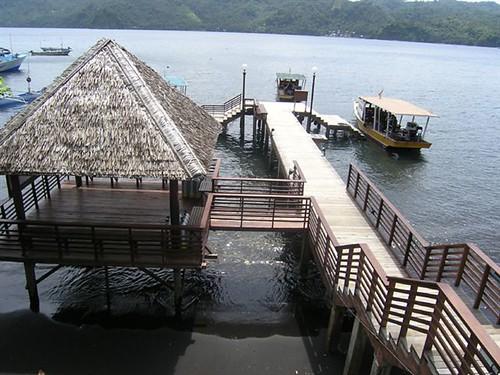 Kasawari docks