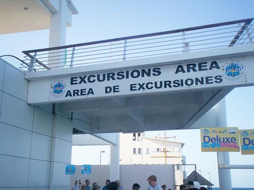 Area de Excursiones
