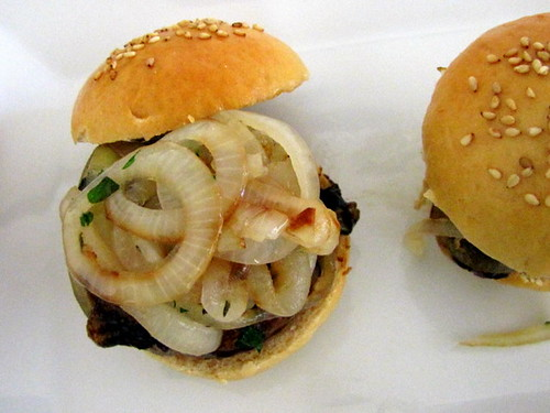 Crimini Sliders