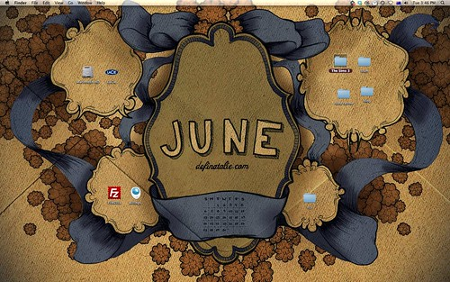 June desktop demo