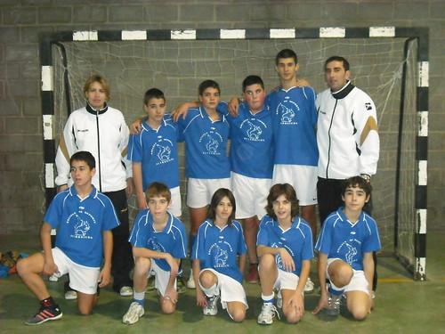 Equipo Infantil (13 - 14 años) 2009/2010