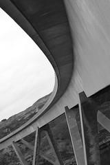 Kylesku Bridge (itmpa) Tags: bridge slr architecture canon concrete scotland highlands scottish engineering highland 1984 sutherland 30d ovearup assynt canon30d kylesku lochglendhu kyleskubridge boxgirder architecturalhistory ovearuppartners lochachàirnbhàin tomparnell caolascumhann itmpa fivespan lochgleanndubh archhist