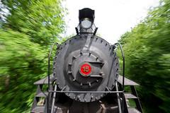 steam train (EthanPDX) Tags: mike train engine 15 steam mikado baldwin chehalis cccr 282