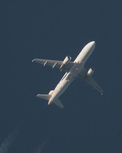 Iberia A320 EC-JSK