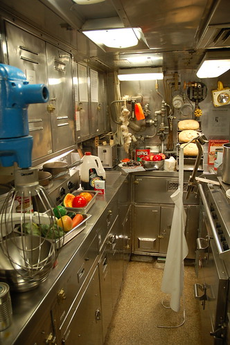 submarine kitchen