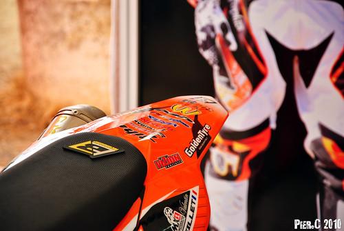 Ktm 350f. KTM 250F HDI V.Teillet