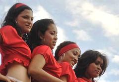 Carnaval, Alvarado 2010 (Nazarenus!!!) Tags: people gente carnaval nikon1855mm d3000