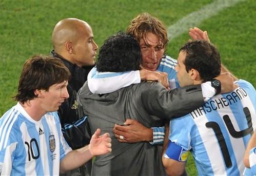 Argentina en el Mundial