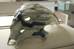 Garrus Mask Paint (ammnra) Tags: costume mask masseffect garrus